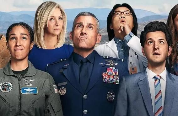 《太空部队》美式幽默,神剧情!