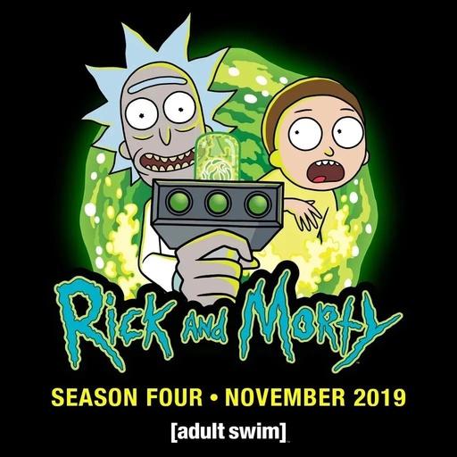 《瑞克与莫蒂第四季》史上最脑洞动漫开播!