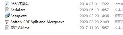好用的PDF拆分工具:Softdiv PDF Split and Merge-刀鱼资源网 - 技术教程资源整合网_小刀娱乐网分享-第3张图片