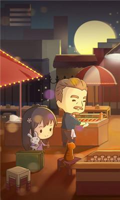 模拟经营小游戏《烧烤店的荤素人生》模拟烧烤游戏