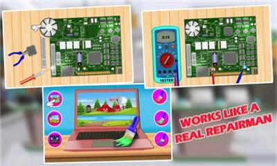 电子产品模拟维修手游《维修小店》安卓最新版V0.12