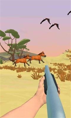 打猎射击游戏《荒野捕猎专家》提高瞄准技术解锁更多装备