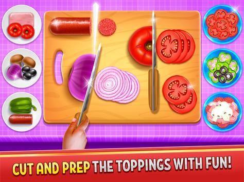 趣味烹饪游戏《披萨制作高手》模拟美式披萨店铺经营