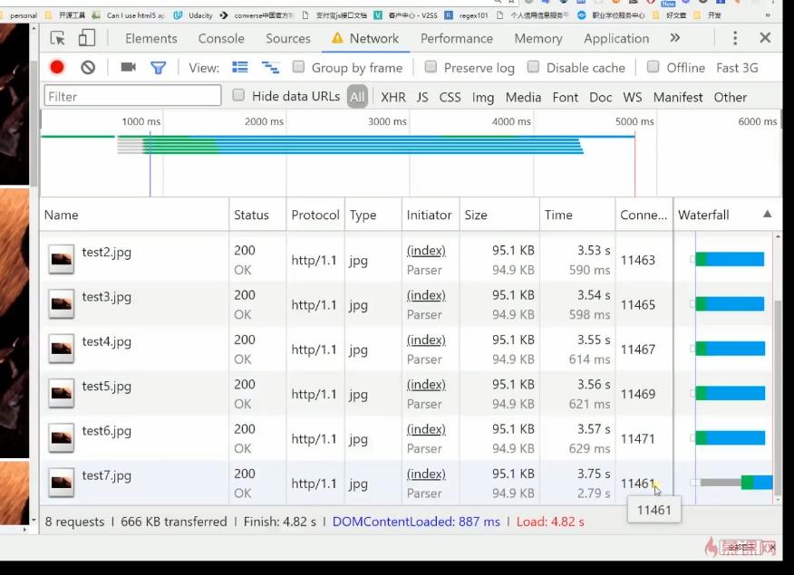 「学习笔记」《HTTP协议原理+实践  Web开发工程师必学》(附百度云资源) 代码笔记 第8张