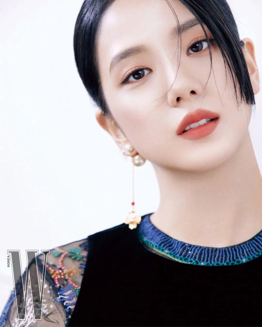 妹子写真 -年轻版林青霞和韩国美女金智秀,你更喜欢哪位呢?_图片 No.13