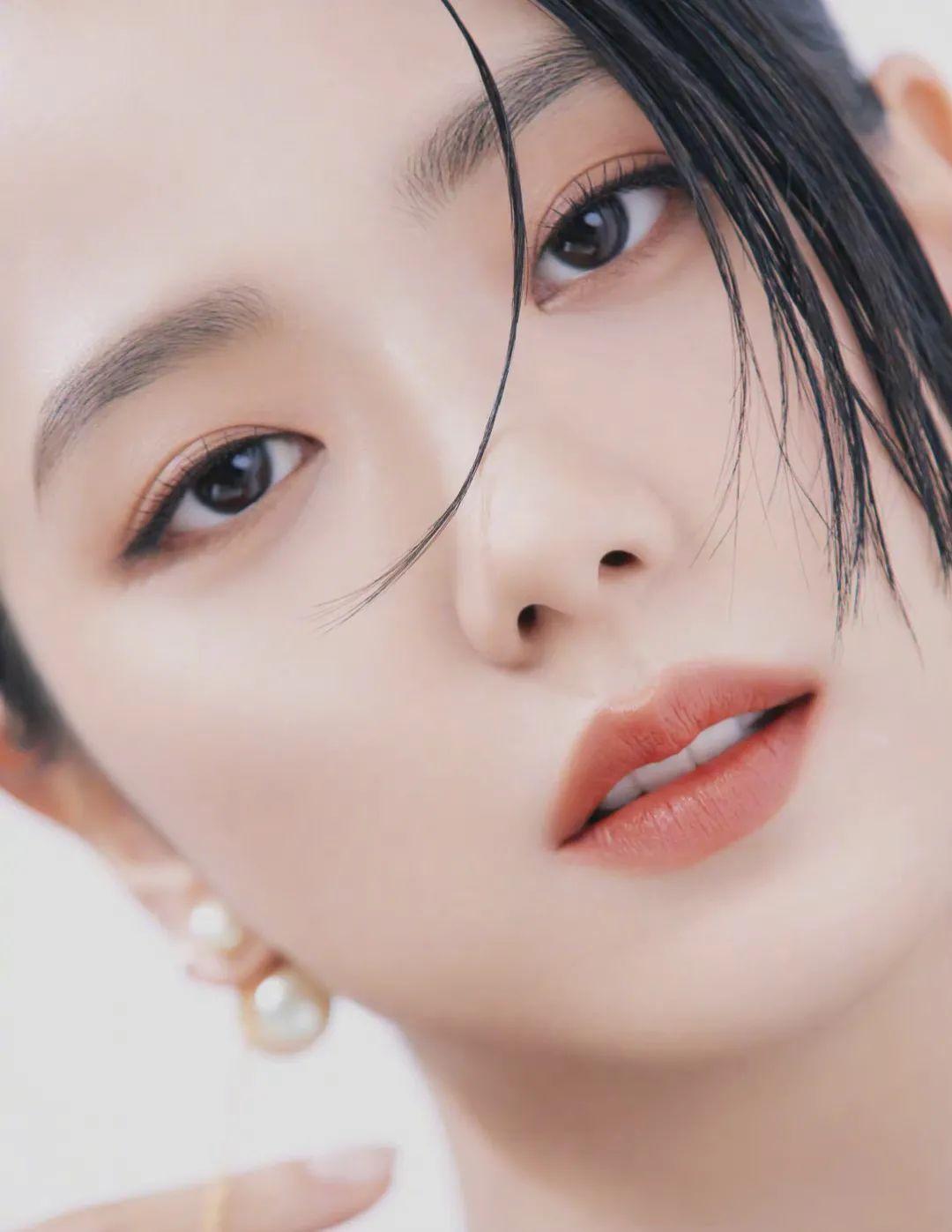 妹子写真 -年轻版林青霞和韩国美女金智秀,你更喜欢哪位呢?_图片 No.10