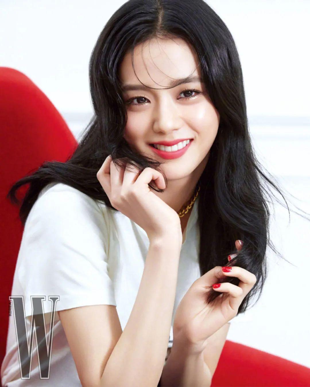 妹子写真 -年轻版林青霞和韩国美女金智秀,你更喜欢哪位呢?_图片 No.24