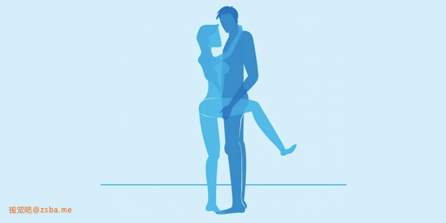 性生活:你应该尝试7种姿势插图1