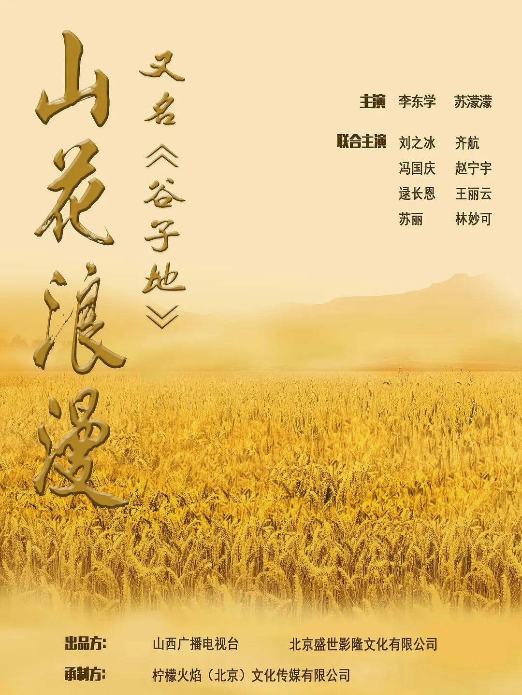 【电影预告】谷子地 The Land of Millet 2021-04-09 中国大陆上映