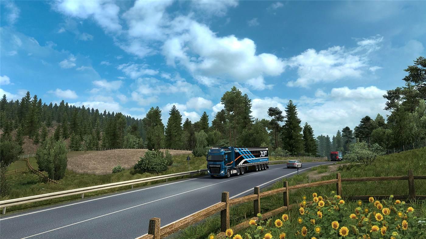 《欧洲卡车模拟2》v1.40.1.0